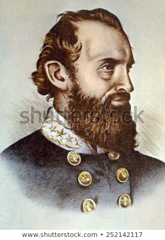 General Stonewall Jackson Stock photo © Stocksnapper