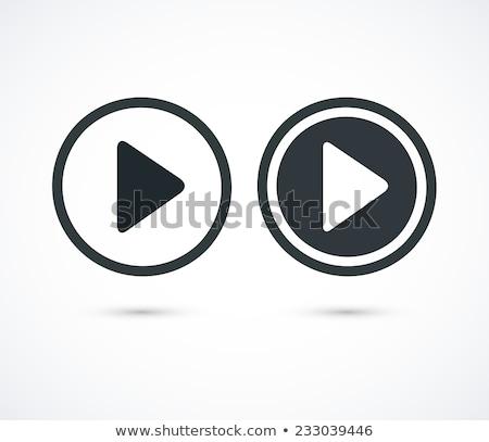 Video button Stock photo © rbiedermann