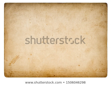 Old worn paper sheets of book Stock photo © deyangeorgiev