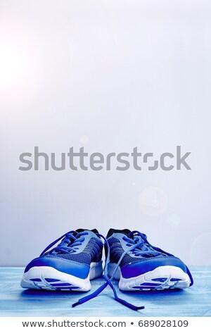 ヴィンテージ · ファッション · スポーツ · 背景 · 男性 · レトロな - ストックフォト © gsermek