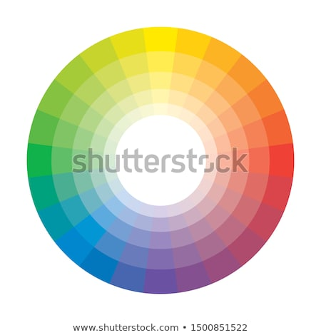 gemme · couleur · roue · blanche · eps · 10 - photo stock © spectrum7