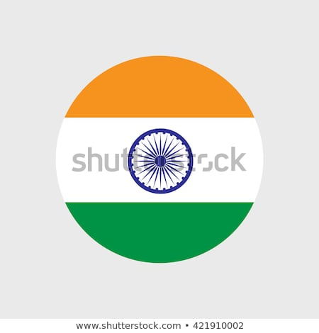 botão · Índia · mapa · caixa · bandeira · país - foto stock © zeffss