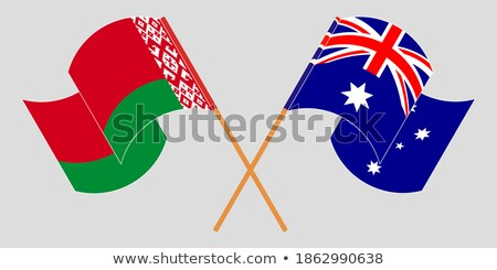 Australia and Belarus Stock photo © ruskpp