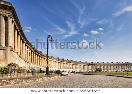 The Royal Crescent in Bath Stock photo © Snapshot