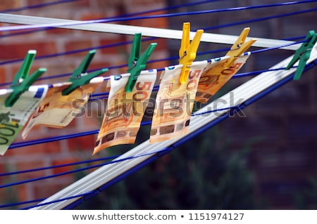 money laundering with euronotes Stock photo © Pasiphae