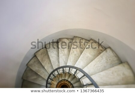 antigo · mármore · spiralis · grego · iônico · coluna - foto stock © kyolshin