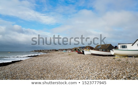 Stockfoto: Vissen · boten · Bill · station · west · sussex