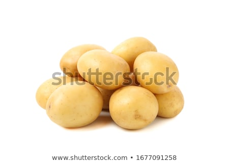 young potatoes stock photo © magraphics