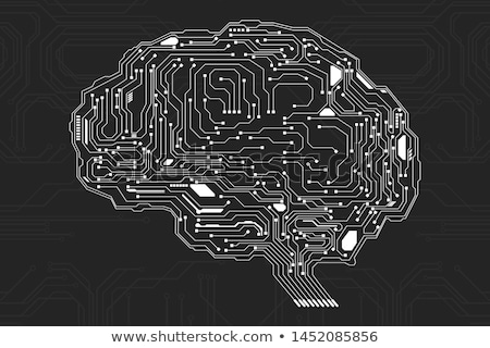 Brain code Stock photo © Spectral