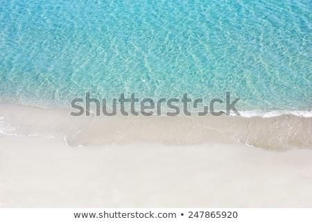 морем волны побережье Кипр парка пейзаж Сток-фото © mahout