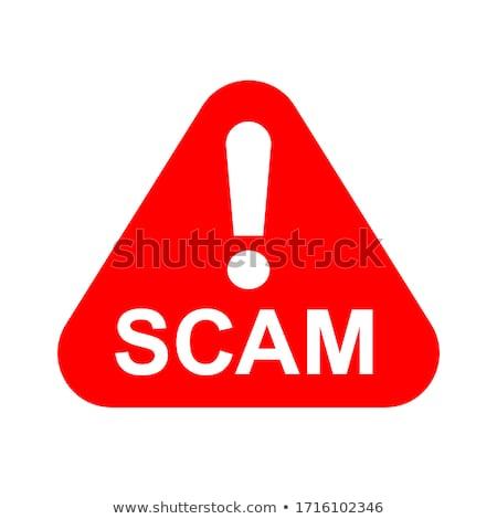 Stop Spam Sign Stock photo © timurock