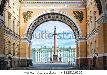 дворец · квадратный · Рождества · святой · город · путешествия - Сток-фото © sergeyandreevich