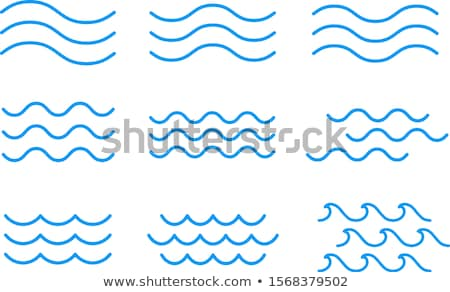 Ecology waves Stock photo © yupiramos