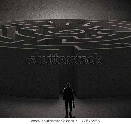 bureaucratie · mensen · wachten · persoon - stockfoto © lightsource