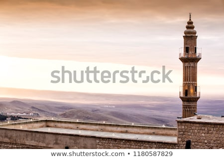 The Old Minaret stock photo © azamshah72