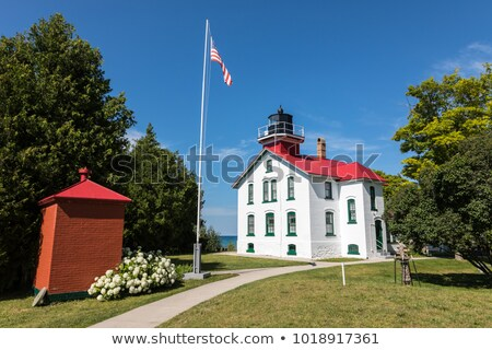 Grand Traverse Lighthouse Stock photo © alexeys
