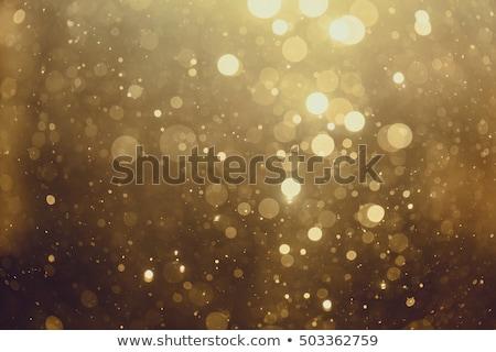 gold glitter background star dust shiny sparkles stock photo © sarts