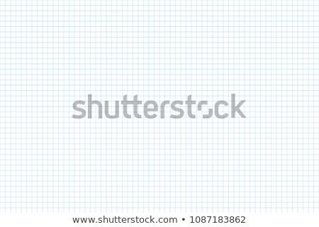 Stok fotoğraf: Grafik · kâğıt · mavi · arka · plan · renk
