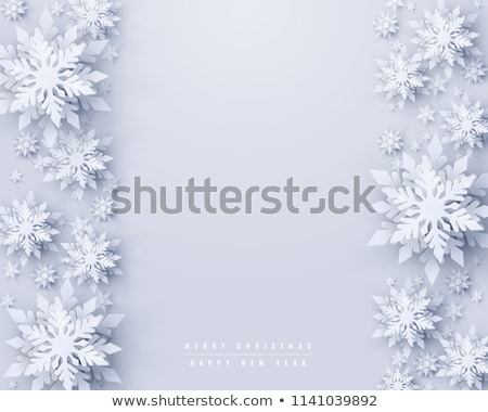 Foto Di Natale Neve Inverno 94.Bianco Vettore Fiocchi Di Neve Ombre Natale Inverno