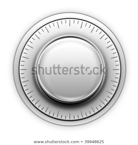 Close up of climate control dial Stock photo © IS2