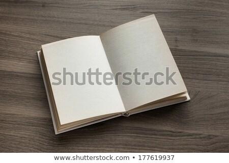 古い · 開いた本 · 実例 · ベクトル · フォーマット · 芸術 - ストックフォト © loopall