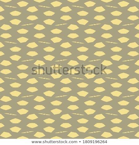 Pentagonal Hole Artwork Vector Graphic Background Stock photo © smith1979