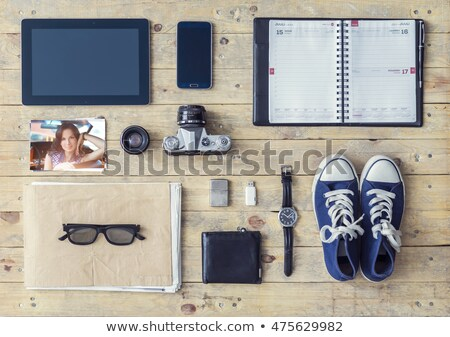 Photographer of Still Life and Photo Journalist Stock photo © robuart
