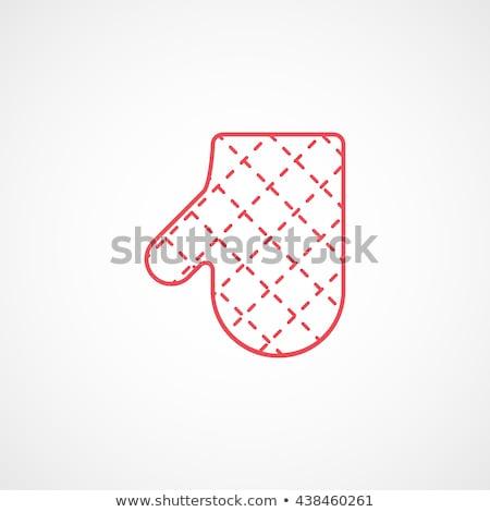 cocina · simple · vector · ilustraciones · aislado · blanco - foto stock © netkov1
