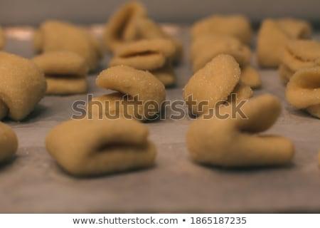 Nutrición crujiente casero productos marrón Foto stock © robuart
