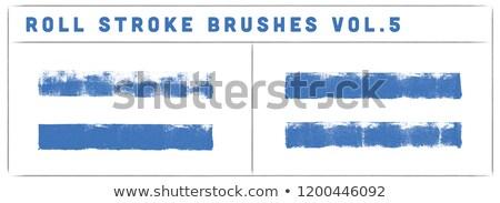 usado · pintar · velho · isolado · branco · edifício - foto stock © koufax73