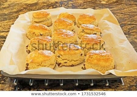 Baking Scones Stock photo © HJpix