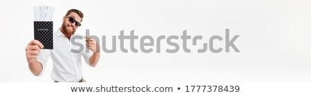 Tiro completo tamanho raso escritório Foto stock © danielgilbey