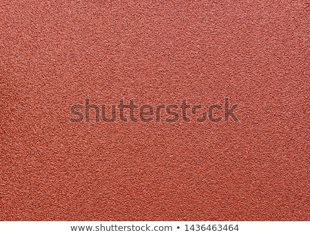 seamless texture of brown sandpaper Stock photo © ultrapro
