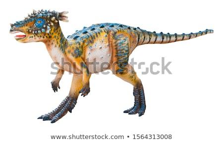 Dinoszaurusz észak Amerika késő 3d render 3D Stock fotó © AlienCat