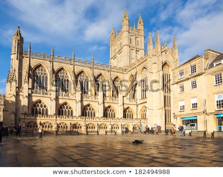 The Abbey Church of Saint Peter and Saint Paul,Bath, Somerset Stock photo © Snapshot