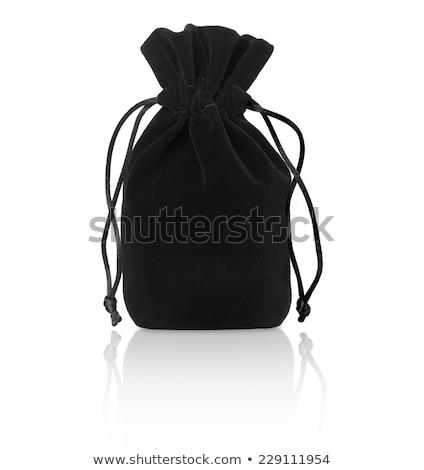 кошелька синий сумку золото индийской швейных Сток-фото © flotsom
