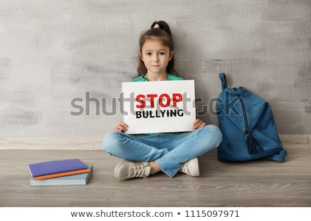 Stop Bullying  Stock photo © dacasdo