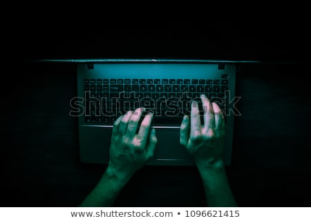 Internet Crime Stock photo © Lightsource