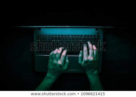 internet crime stock photo © lightsource
