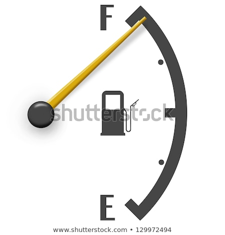 Gas Pump, High Fuel Prices Concept illustration design Stock photo © alexmillos