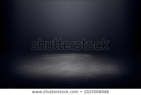 vazio · branco · foto · estúdio · interior · limpar - foto stock © imaster