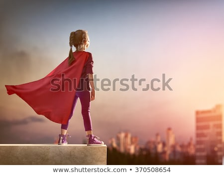 Super girl stock photo © adrenalina