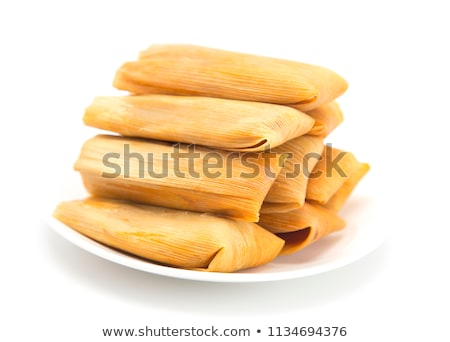 Latin cuisin. Tamal Stock photo © karammiri