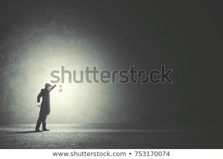 検索 真実 生活 実例 ストックフォト © OleksandrO