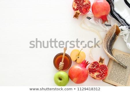 Rosh Hashanah Stock photo © vectomart