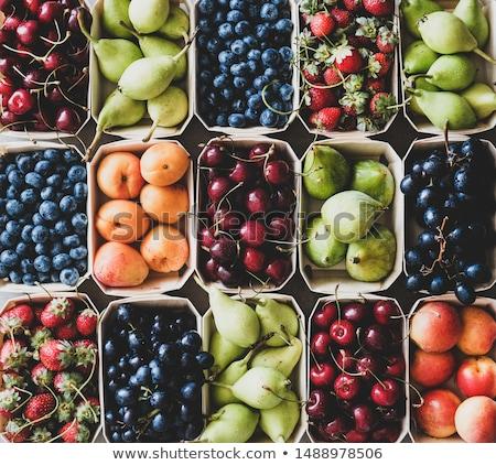 Barcelona · vinho · uvas · mediterrânico · mar · cidade - foto stock © elxeneize