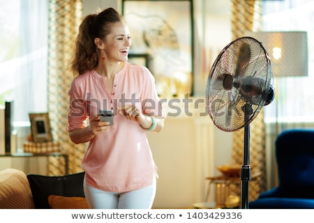 Summer Cool Down Stock photo © Lightsource