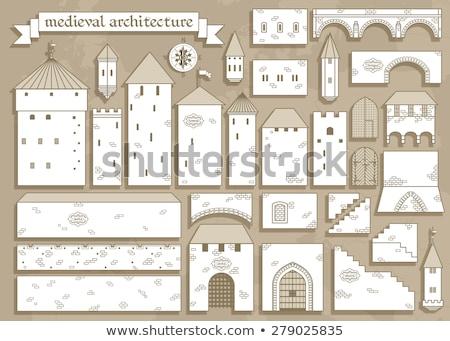 Альгамбра · дворец · Испания · архитектура · Европа - Сток-фото © rmbarricarte
