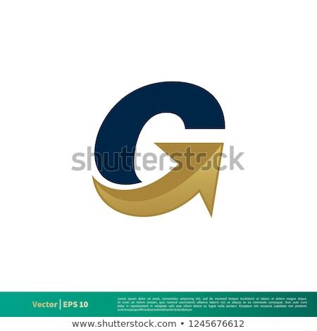 G Letter Logo Template Stock photo © Ggs