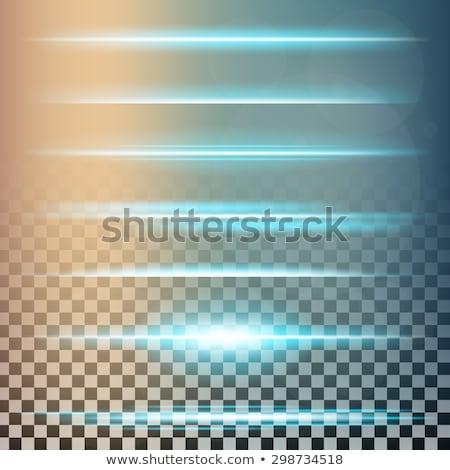 セット ベクトル レンズ 孤立した 黒 空 ストックフォト © tuulijumala